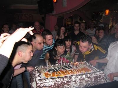 Новини - 7-ми Рожден ден на клуба