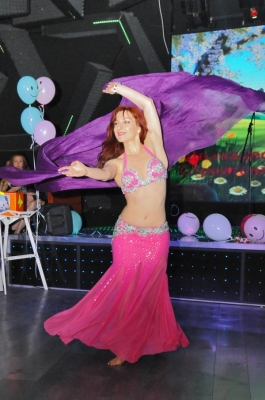 Вили - Ориенталски танци