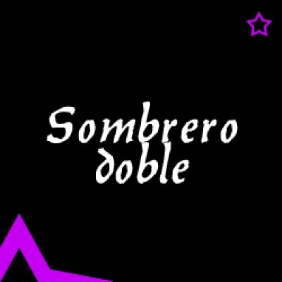 Видео уроци - Sombrero doble