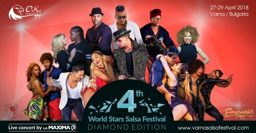 World Salsa Festival Varna 2018