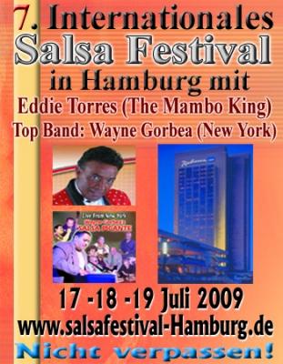 Новини - Седми Международен Салса Конгрес Хамбург 2009