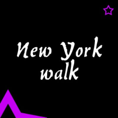 Видео уроци - New York walk