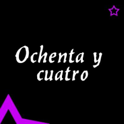Видео уроци - Ochenta y cuatro